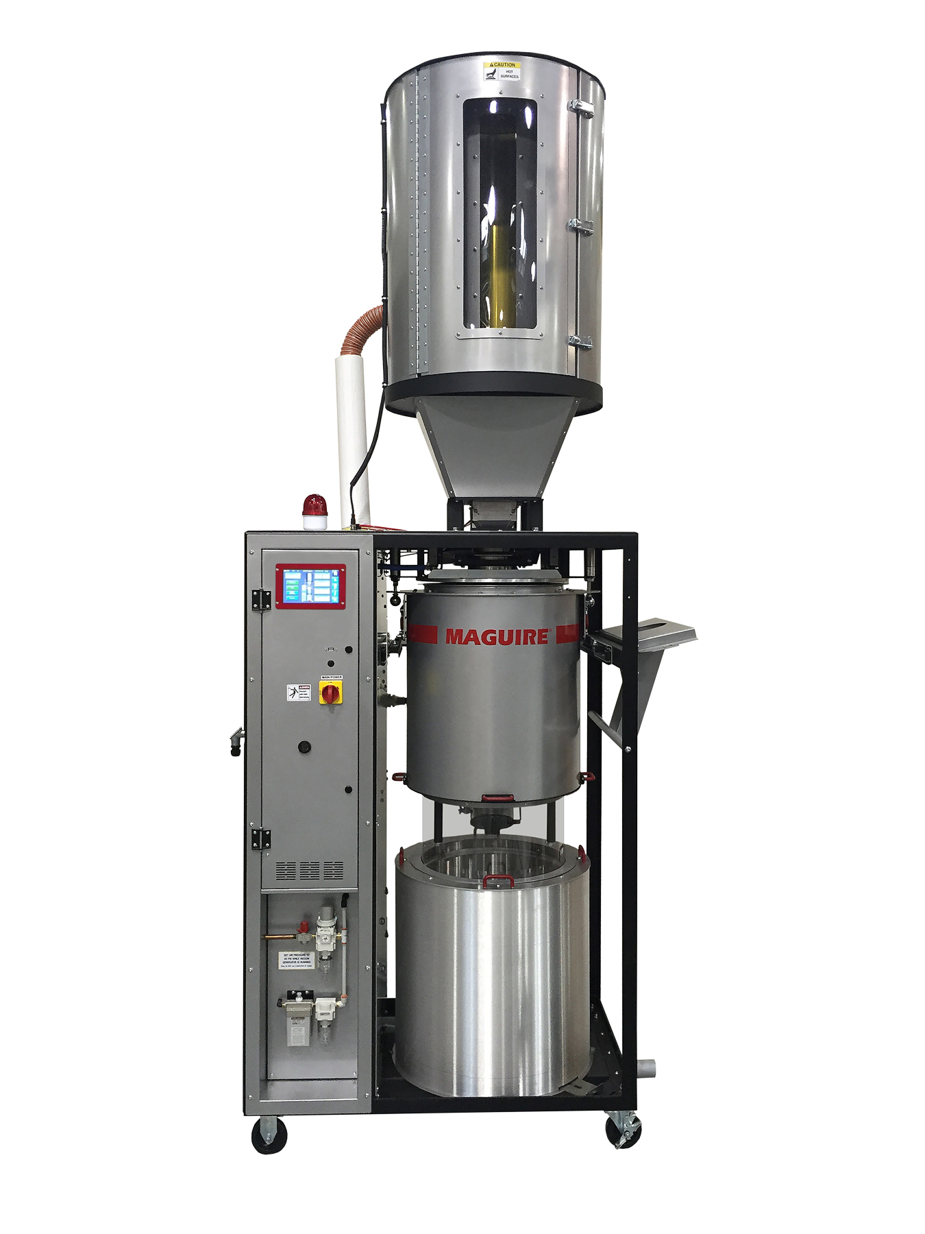VBD 300 Vacuum Dryer Maguire