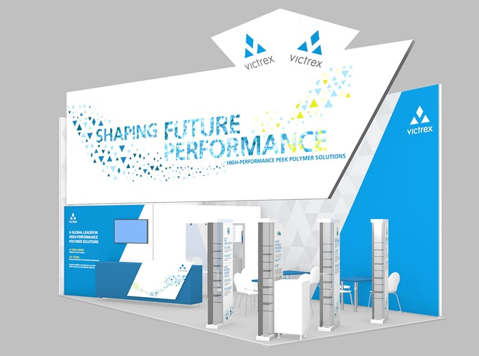 Victrex Fakuma Pioneering Polymer Solutions