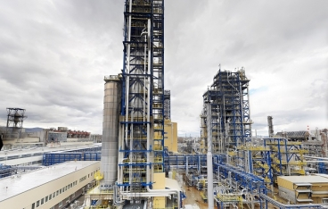 Unipetrol completes main investment in new polyethylene unit