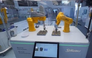 Stäubli's Smart Production at Automatica 2018