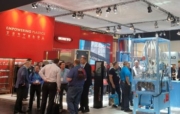 Moretto confirms its technological leadership at K 2019