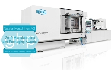 Netstal wins Best injection molding machines award