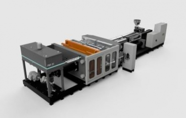Wilmington Machinery unveils new dual mold pallet molding system