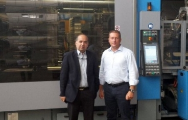 Khosh Form ups the pace of preform production with seven Sipa Xform 500s