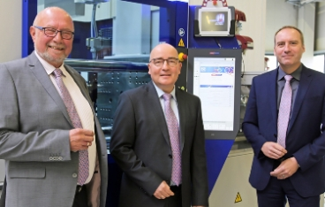 New management for Wittmann Battenfeld Deutschland