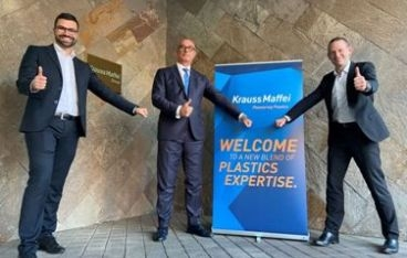 New Managing Director of KraussMaffei Italy