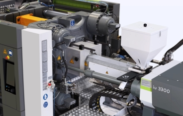 Dual-platen large-scale machines now available worldwide