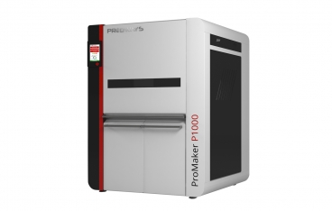Prodways presents the first industrial laser sintering printer at under €100,000