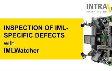 IML vision inspection: quality assurance by INTRAVIS' IMLWatcher