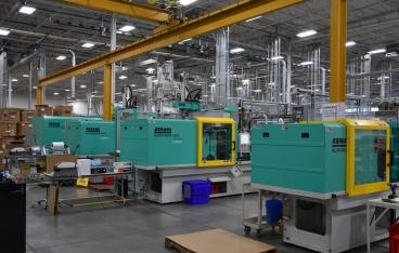 Teel now offers injection molding capabilities
