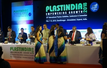 Colossal meet of stakeholders of the plastics industry