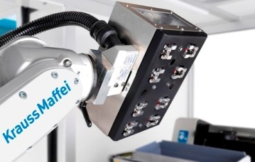 KraussMaffei at the Swiss Plastics Expo