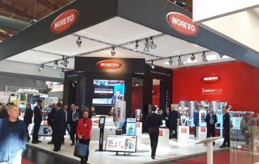 Moretto presented several new solutions at Fakuma