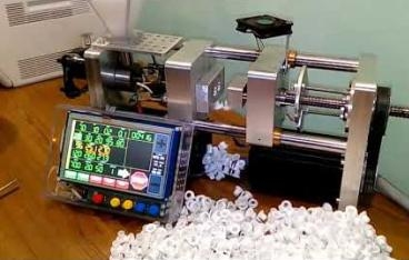 Microplast - Desktop Injection Molding Machine