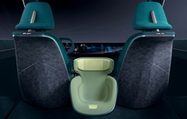 Innovative lightweight construction concept for seat backs