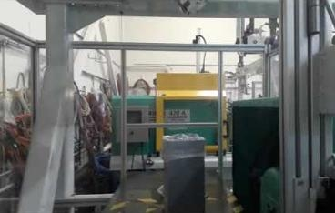 Arburg molding machine