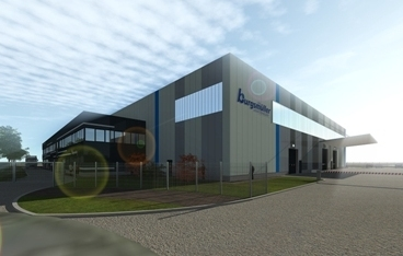 Burgsmüller builds new production site in Einbeck