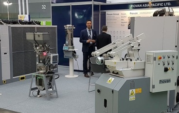 Piovan at InterPlas Thailand 2018
