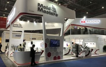 Milacron completes successful Chinaplas 2018