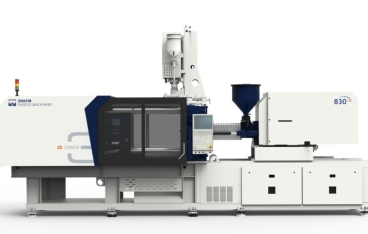Multi-component molding with Zhafir electric machines