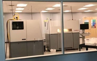 Evonik opens new facility for 3D printing in Austin