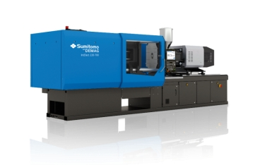 Injection moulding machine manufacturer grows strongly in 2020