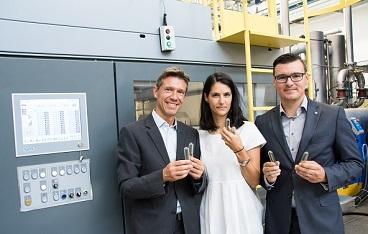 Sipa and Erema held Open House