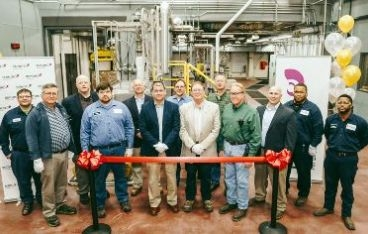 Evonik extends production capacities in Osceola, Arkansas