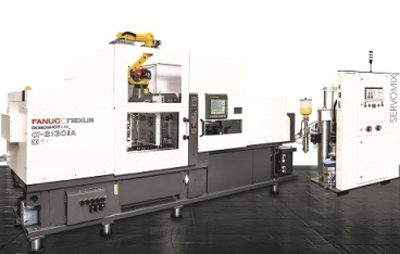 FANUC products at Fakuma 2017