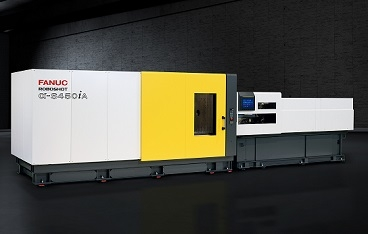 FANUC's 450 ton all-electric IMM comes to Europe