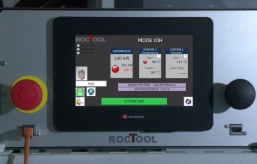 RocTool's latest innovative technology – IDH (Induction Dual Heating)