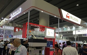 Milacron completed successful showing in Guangzhou