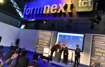 Formnext Powered by TCT 2015 'hits the ground running'