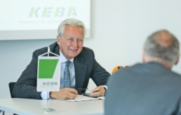 KEBA opens a new branch in China