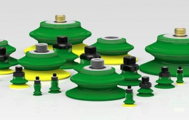 Piab introduces new suction cups