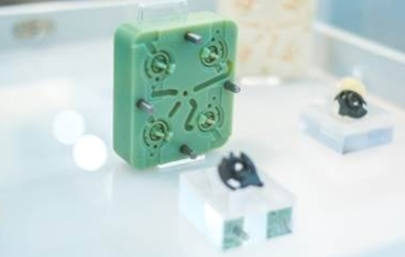 Injection moulding: Possibility of earlier test run with samples