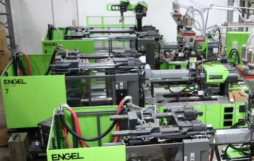 Five ENGEL machines acquired by National Door Industries