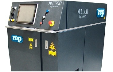 REP presents MLC500 cleaning laser